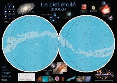 LE CIEL ETOILE - 2000,0
