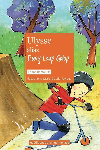 ULYSSE ALIAS EASY LOUP GALOP