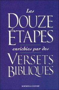 DOUZE ETAPES ENRICHIES PAR DES VERSETS BIBLIQUES