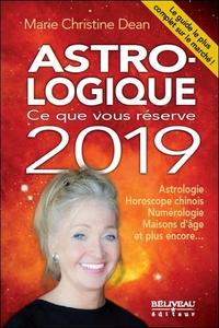 ASTRO-LOGIQUE - CE QUE VOUS RESERVE 2019