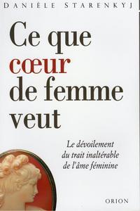 CE QUE COEUR DE FEMME VEUT