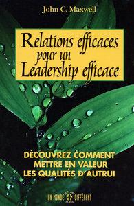 RELATIONS EFFICACES LEADERSHIP RETOUR REFUSÉ