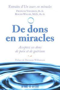 DE DONS EN MIRACLES
