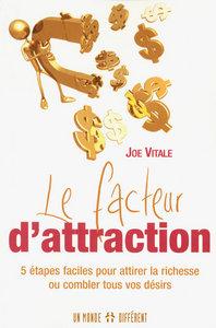 FACTEUR D ATTRACTION