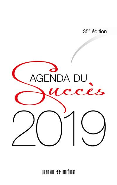 AGENDA DU SUCCES 2019