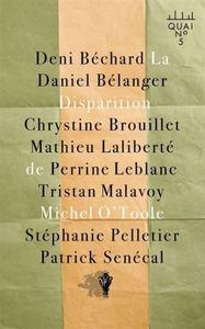 La disparition de Michel O'Toole