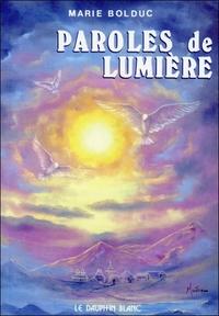 PAROLES DE LUMIERE
