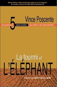 FOURMI ET L'ELEPHANT