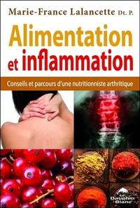 ALIMENTATION ET INFLAMMATION - CONSEILS ET PARCOURS D'UNE NUTRITIONNISTE ARTHRITIQUE
