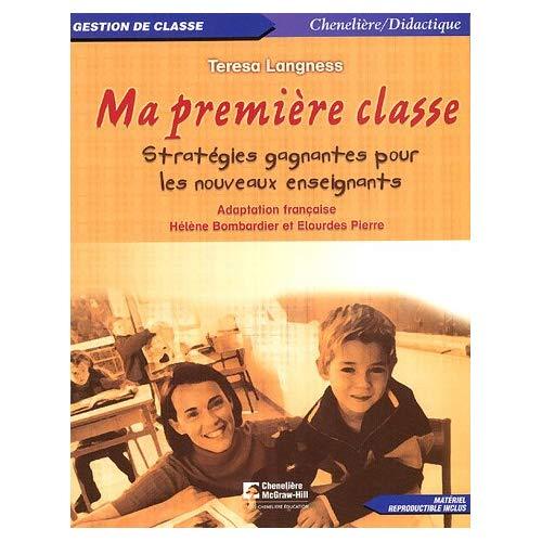 MA PREMIERE CLASSE