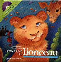 LEONARDO LE LIONCEAU + CD
