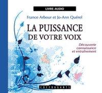 LA PUISSANCE DE VOTRE VOIX CD