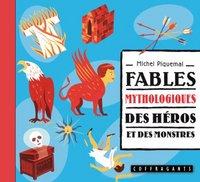 FABLES MYTHOLOGIQUES DES HEROS  CD