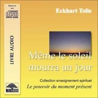 MEME LE SOLEIL MOURRA UN JOUR - CD