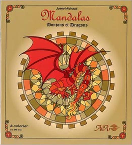 MANDALAS - DONJONS ET DRAGONS