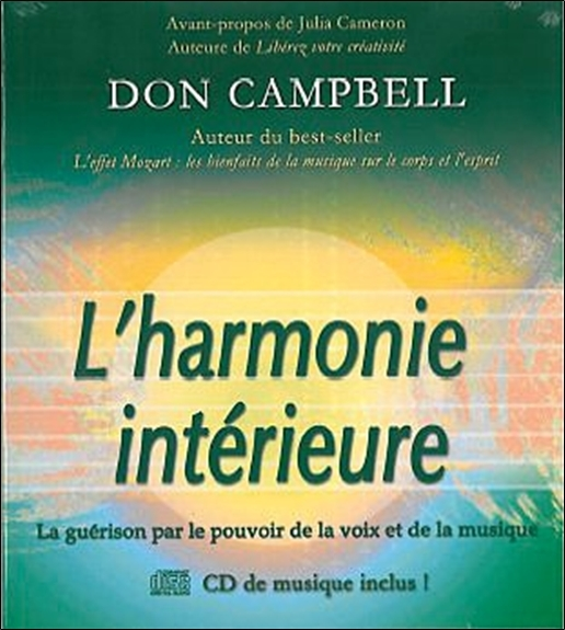 HARMONIE INTERIEURE (CD INCLUS)