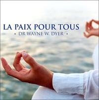 PAIX POUR TOUS - CD