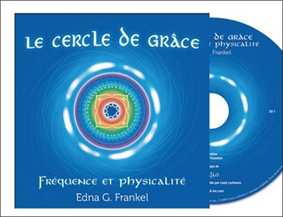 CERCLE DE GRACE - LIVRE AUDIO 2 CD