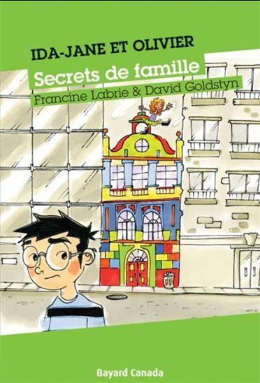 IDA-JANE ET OLIVIER SECRETS DE FAMILLES