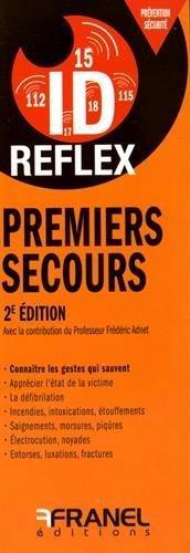 ID REFLEX PREMIERS SECOURS 2E EDT