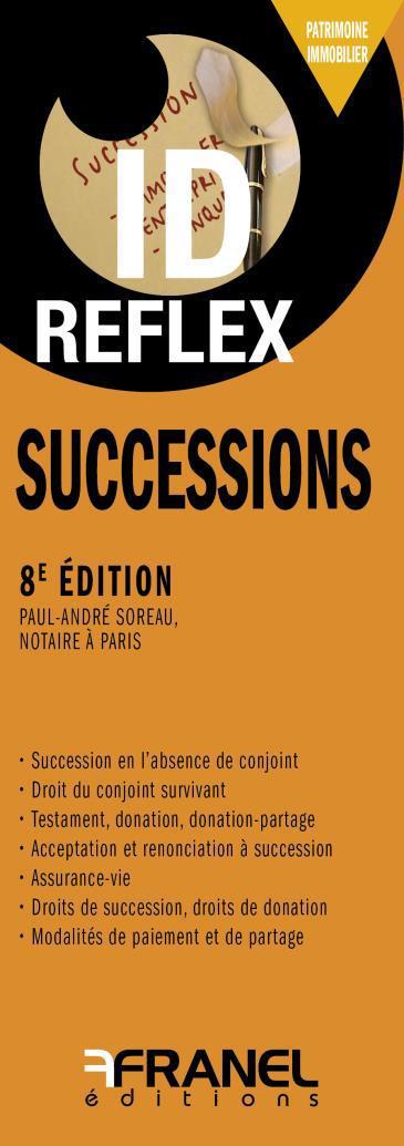 ID REFLEX SUCCESSIONS 8E EDT
