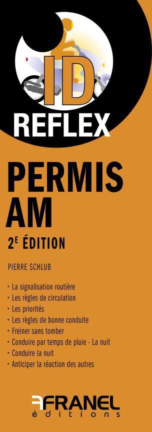 ID REFLEX PERMIS AM 2E EDITION