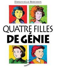 QUATRE FILLES DE GENIE