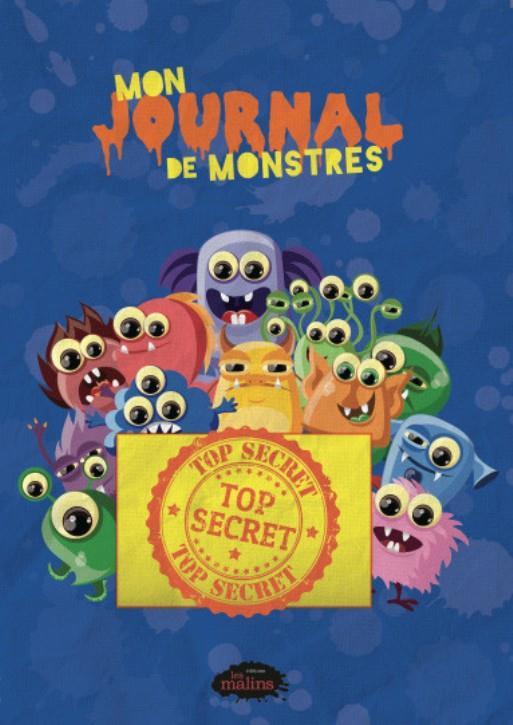 MON JOURNAL DE MONSTRES