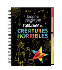 FANTOMES ET CREATURES HORRIBLES