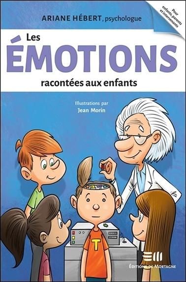 LES EMOTIONS RACONTEES AUX ENFANTS