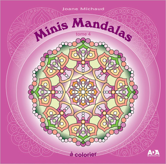 MINIS MANDALAS - TOME 4