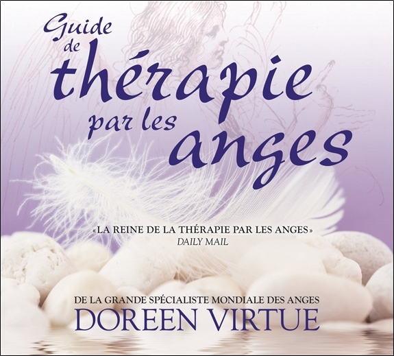 GUIDE DE THERAPIE PAR LES ANGES - LIVRE AUDIO 2 CD