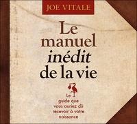 LE MANUEL INEDIT DE LA VIE - LIVRE AUDIO 2 CD