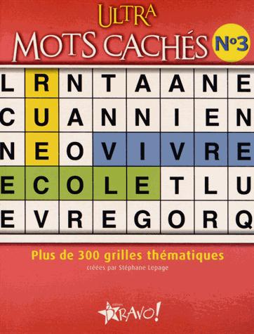ULTRA MOTS CACHES N 3