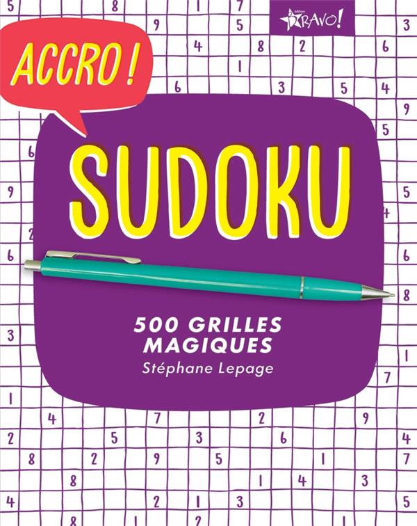 ACCRO SUDOKU