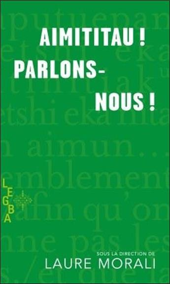 AIMITITAU ! PARLONS-NOUS !