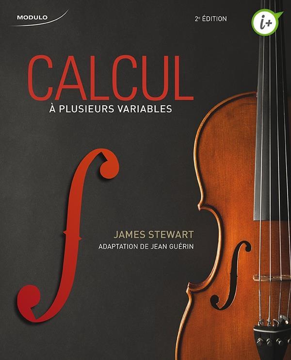 CALCUL A PLUSIEURS VARIABLES (2ED)