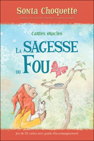 ORACLE LA SAGESSE DU FOU - COFFRET