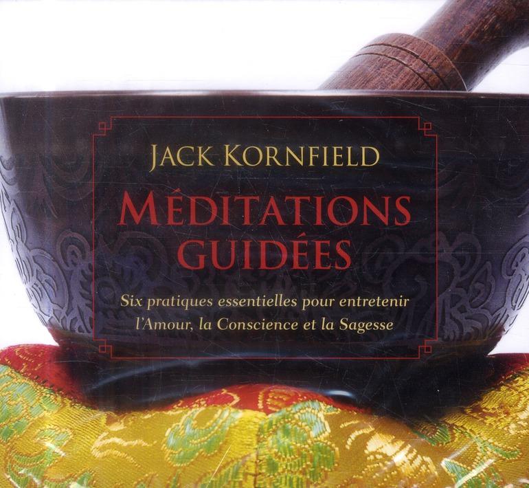 MEDITATIONS GUIDEES - LIVRE AUDIO 2 CD