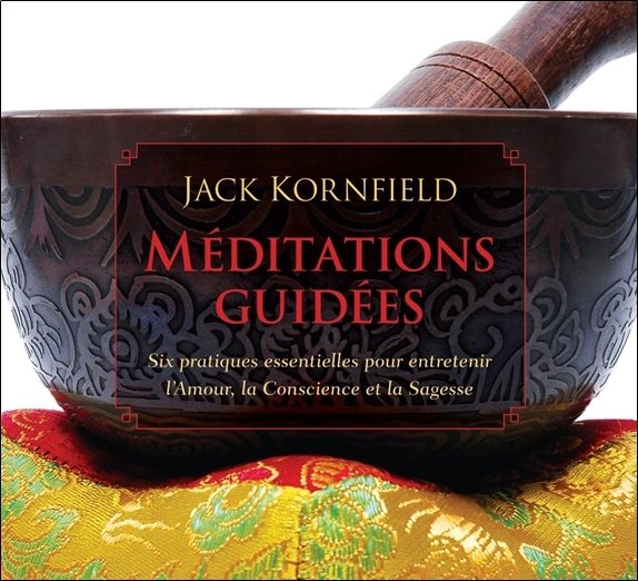 MEDITATIONS GUIDEES - LIVRE AUDIO 2 CD