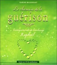 LE CHEMIN DE LA GUERISON - LIVRE + CD