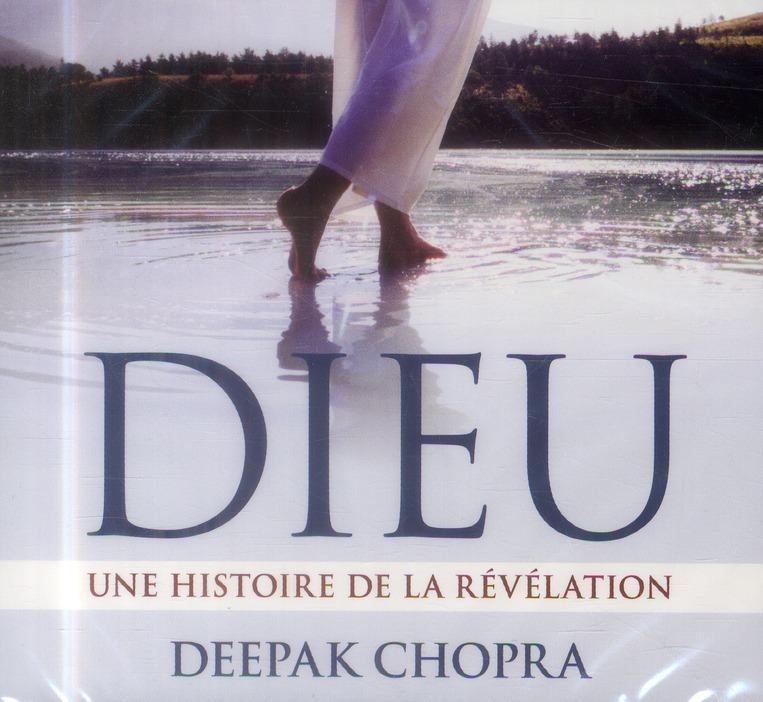 DIEU - UNE HISTOIRE DE LA REVELATION - LIVRE AUDIO 2 CD