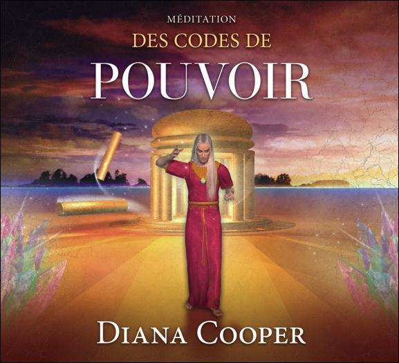 MEDITATION DES CODES DE POUVOIR - LIVRE AUDIO