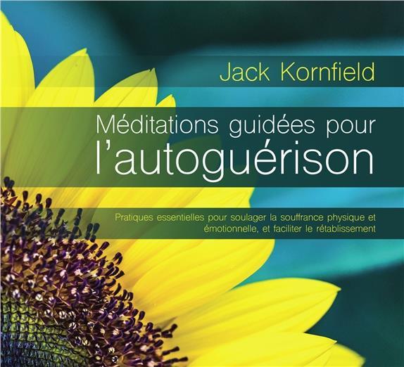 MEDITATIONS GUIDEES POUR L'AUTOGUERISON - LIVRE AUDIO 2CD