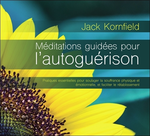MEDITATIONS GUIDEES POUR L'AUTOGUERISON - LIVRE AUDIO 2CD