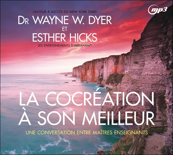 LA COCREATION A SON MEILLEUR - UNE CONVERSATION ENTRE MAITRES ENSEIGNANTS - CD MP3