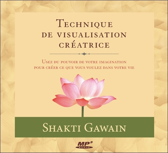 TECHNIQUE DE VISUALISATION CREATRICE - LIVRE AUDIO CD MP3