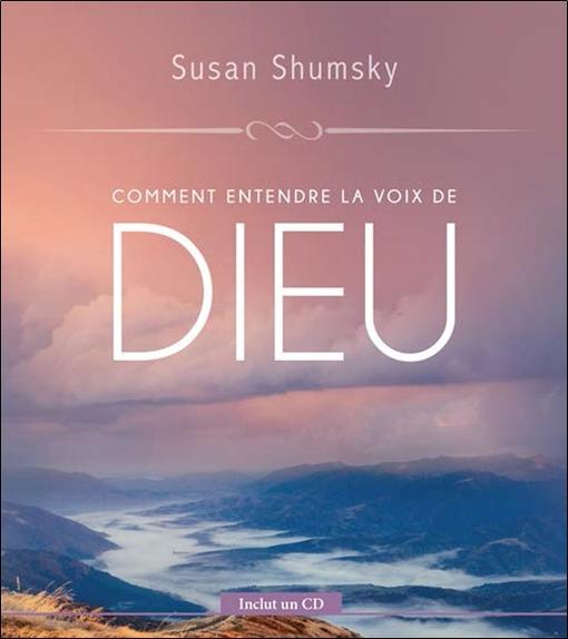 COMMENT ENTENDRE LA VOIX DE DIEU - LIVRE + CD