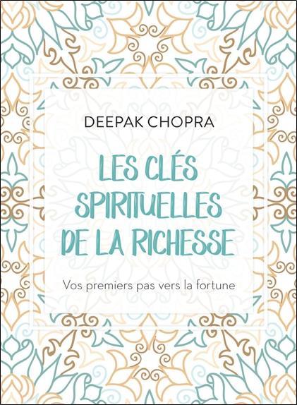 LES CLES SPIRITUELLES DE LA RICHESSE - VOS PREMIERS PAS VERS LA FORTUNE - LIVRE AUDIO CD MP3