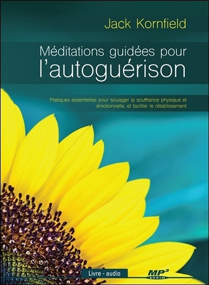 MEDITATIONS GUIDEES POUR L'AUTOGUERISON - LIVRE AUDIO CD MP3
